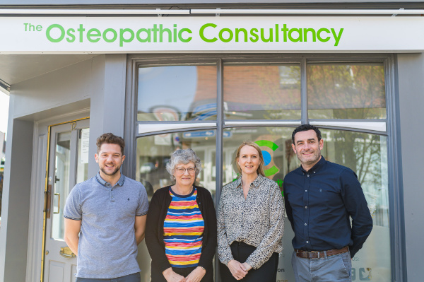 The Osteopathic Consultancy Outside